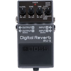 BOSS RV-5 - дигитален реверб
