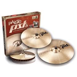 PAISTE PST5N ROCK SET (14/16/20) - комплект чинели