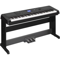 YAMAHA DGX-660 BLACK_BUNDLE