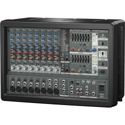 BEHRINGER PMP1680S - миксер с усилвател