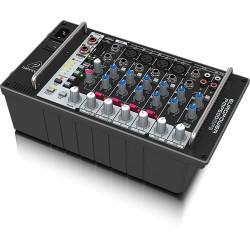 BEHRINGER PMP500 MP3 - миксер с усилвател