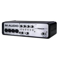 M-AUDIO MTRACK QUAD - USB аудио интерфейс