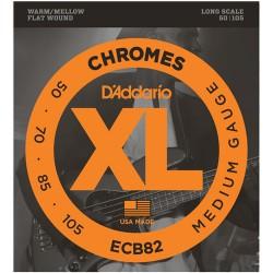 D'ADDARIO ECB82 - струни за бас