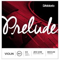 D'ADDARIO J810 3/4M - струни за 3/4 цигулка
