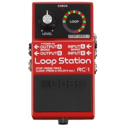 BOSS RC-1 - loop