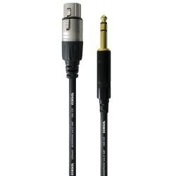 CFM 9 FV - микрофонен кабел канон-жак