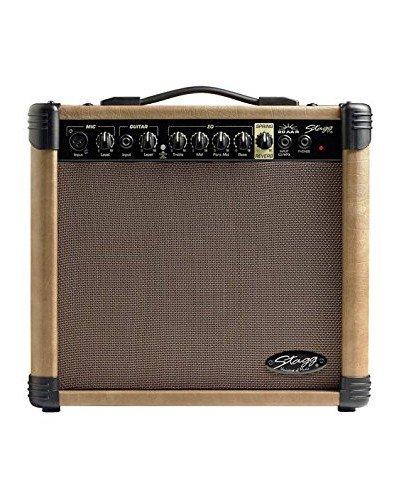 Stagg 20 AA R - усилвател за електроаустична .китара