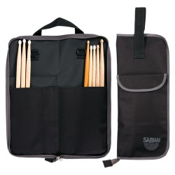 SABIAN EXPRESS STICK BAG (BLACK & GREY)