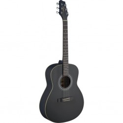 Stagg SA30A BK - акустична китара