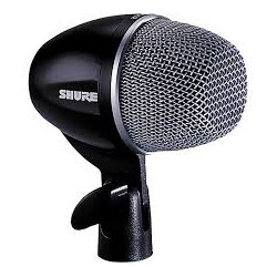 SHURE PG52 - микрофон за бас барабан