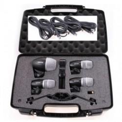SHURE PGDMK4-XLR комплект микрофони за барабани