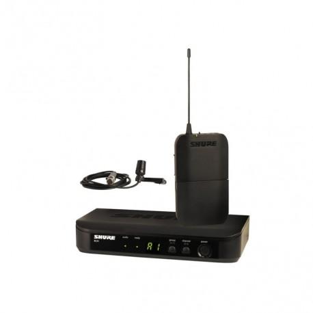SHURE BLX14ECVL- lavalier безжичен микрофон брошка