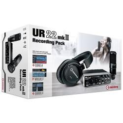 STEINBERG UR22 MKII - RECORDING PACK