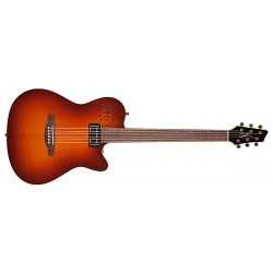 GODIN A6 Ultra Cognac Burst HG with Bag