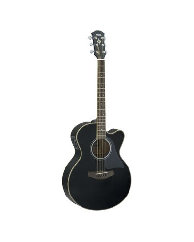 Yamaha CPX500 III Black - електроакустична китара