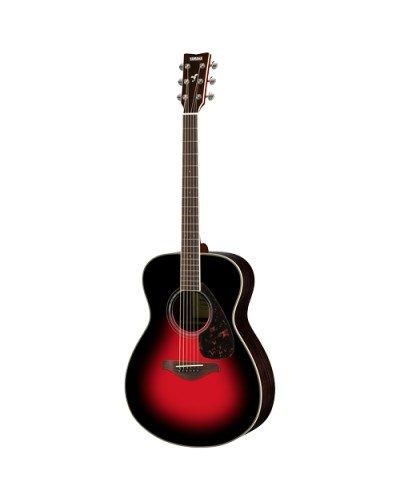 Yamaha FS830 Dusk Sun Red - акустична китара