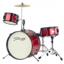 STAGG, TIM JR 3/12 RD - Пълен комплект детски барабани