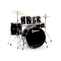 Premier ROCK 22 BLACK акустични барабани
