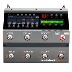 TC ELECTRONIC - NOVA SYSTEM  - мултиефект процесор за китара