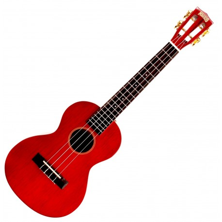 Mahalo Tenor Ukulele Trans Wine Red - Укулеле