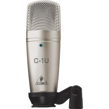 BEHRINGER C 1 - кондензаторен микрофон