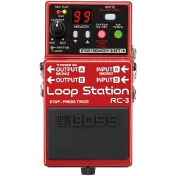 BOSS RC-3 - loop station