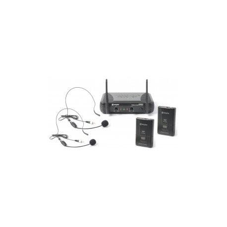 STWM712PT - Сет с два безжични микрофона за глава