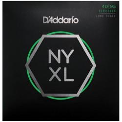 D'Addario NYXL4095 - струни за бас китара