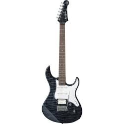 Електрическа китара -Yamaha  PACIFICA 212VQM TBL-Translucent Black