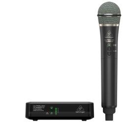 Безжичен вокален микрофон - Behringer ULM300MIC