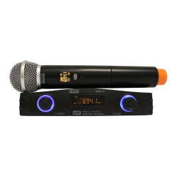 Безжичен вокален микрофон - HED WMS-12HT