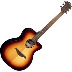 Електроакустична китара - Lag T70ACE-BRB