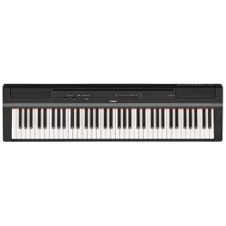 Дигитално пиано YAMAHA DIGITAL PIANOS P-121 Black