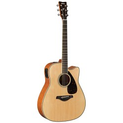 Електроакустична китара -  Yamaha FSX820C NAT