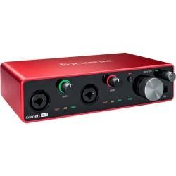 Focusrite Scarlett 4i4 3rd Gen - USB аудио интерфейс