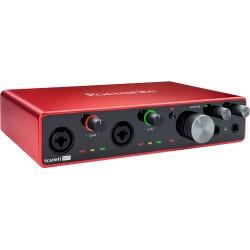 FOCUSRITE SCARLETT 8I6 3RD GEN - USB аудио интерфейс