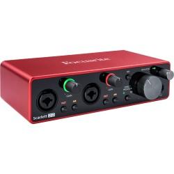 FOCUSRITE SCARLETT 2I2 3RD GEN - USB аудио интерфейс