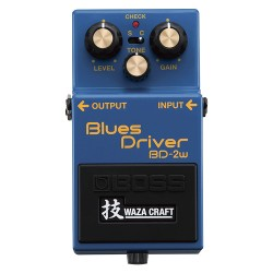 Blues Driver - Boss BD-2W