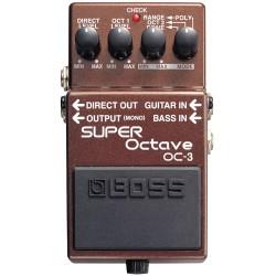 Polyphonic Octave Pedal  - Boss OC-3
