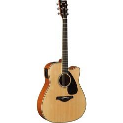 Yamaha FGX820C Natural - електроакустична китара
