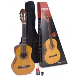 Класическа китара Stagg C430M Nat pack