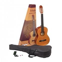 Класическа китара 3/4 комплект - Toledo Primera GP-34NT