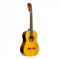 Класическа китара комплект с калъф и тунер  - Stagg SCL 50 Nat
