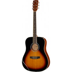 Електроакустична китара Harley Benton HBO-850NT