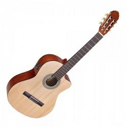 Класическа китара озвучена -  TOLEDO PRIMERA SPRUCE CE 44-NT CUTAWAY w/PREAMP