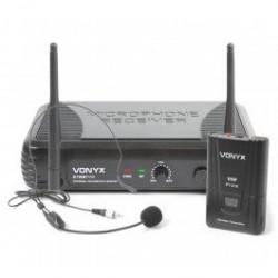 Vonyx  STWM711/PT-218 - безжичен микрофон за глава