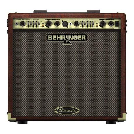 Усилвател за акустична китара  - Behringer ACX 450