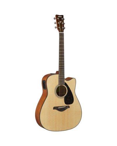 Yamaha FGX800C Natural - електроакустична китара