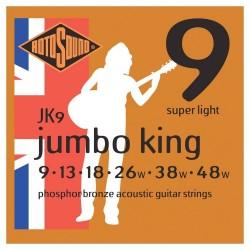 Струни акустична китара - Rotosound JK9