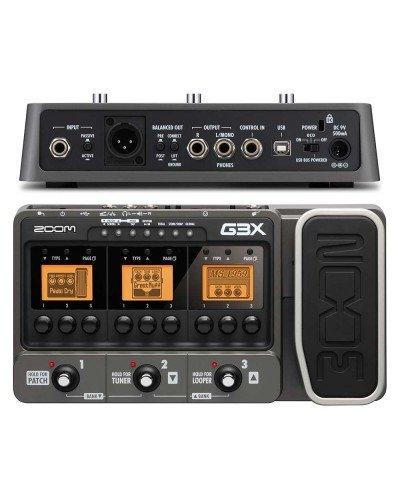 Zoom G3X - китарен процесор